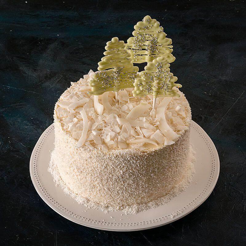 Vanilla Cocos Cake 2kg