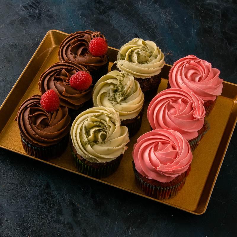 9 Cupcakes de Craciun
