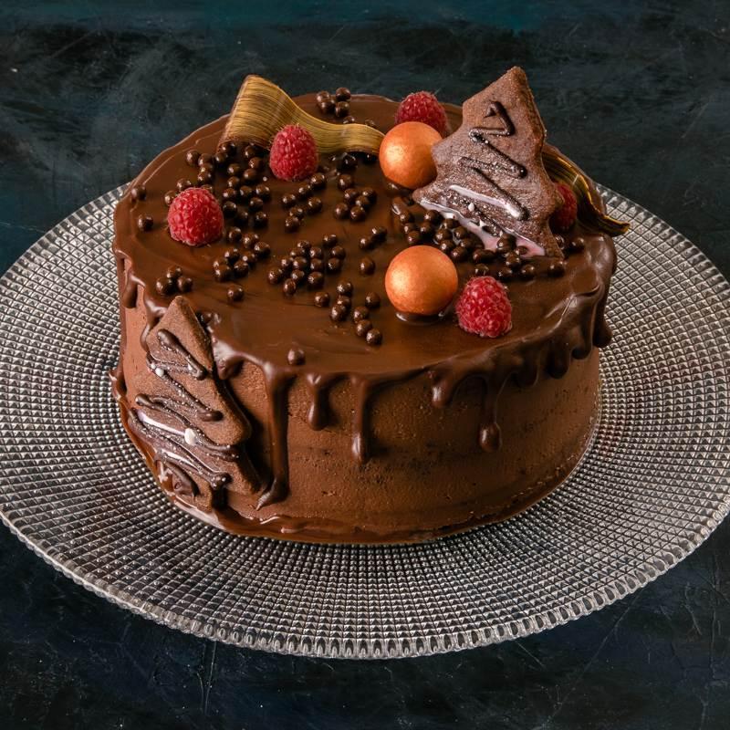 Chocolate Star Cake 2kg