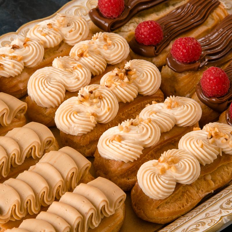 15 Eclere Delicioase