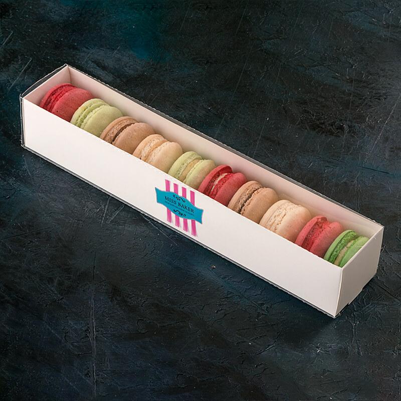 10 Macarons