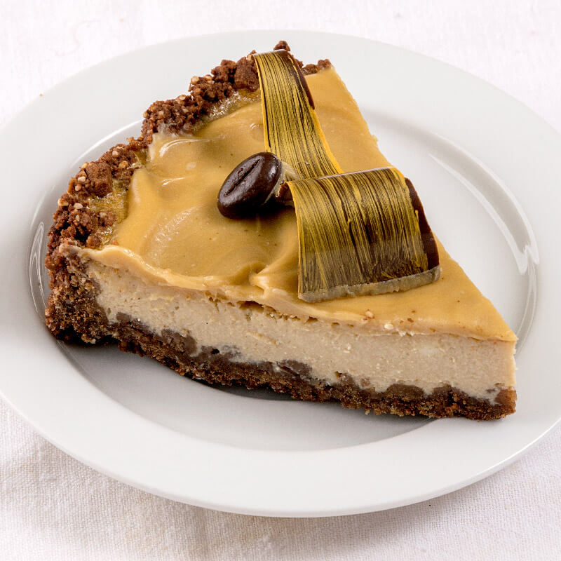 Irish Coffe Cheesecake