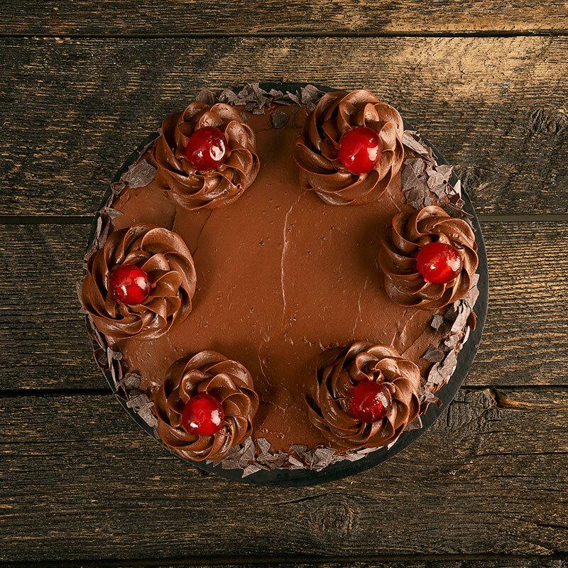 Tort Vegan cu Ciocolata si Ananas