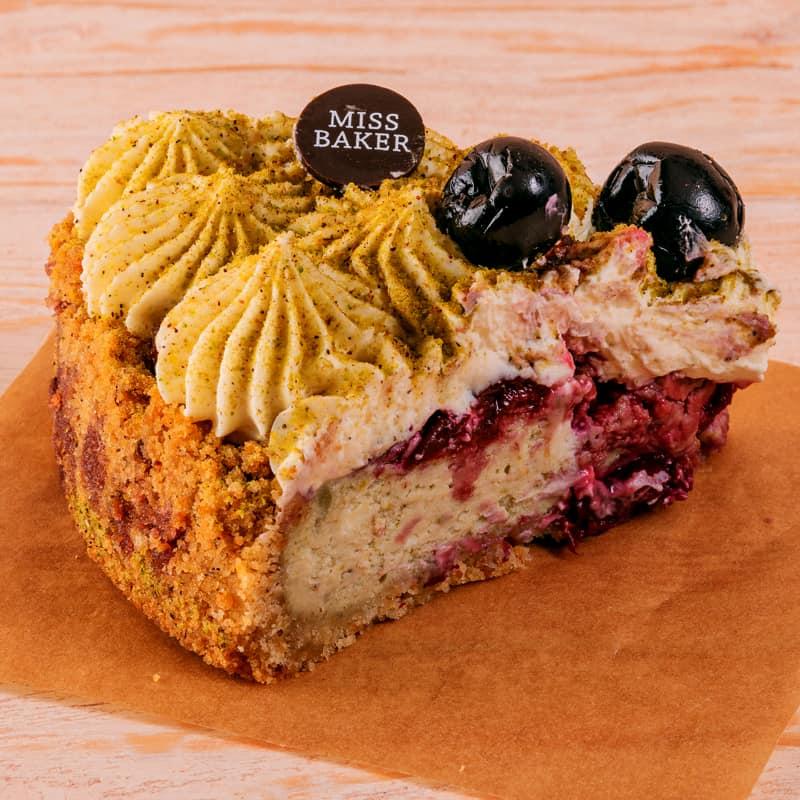 Cheesecake Fistic