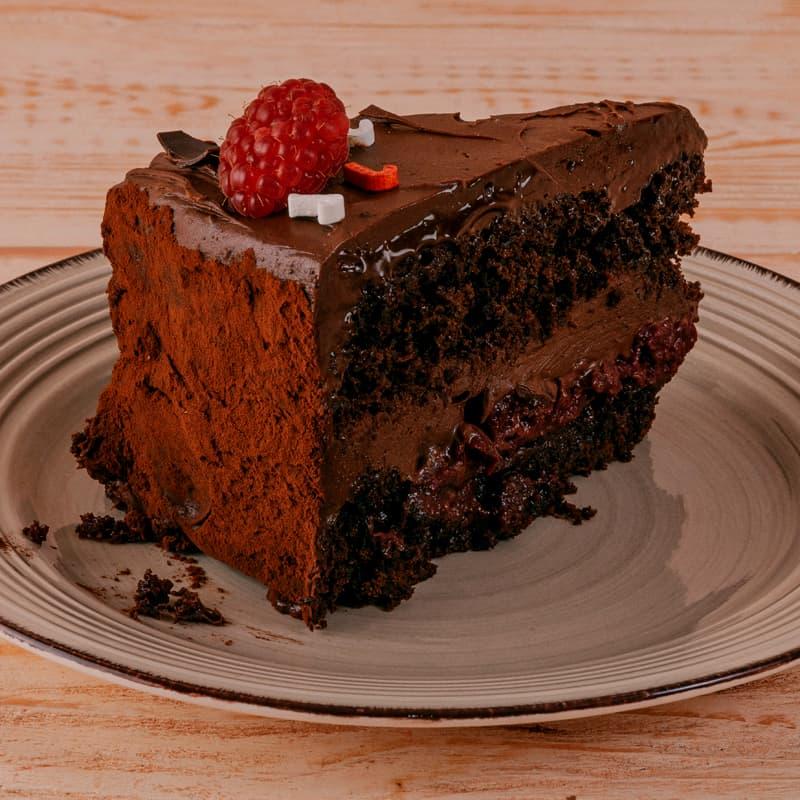 Tort Vegan cu Cioco si Visine