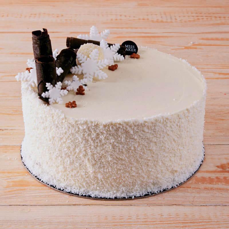 Tort umed ciocolata si cocos