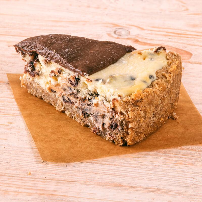 Cheesecake Cannoli