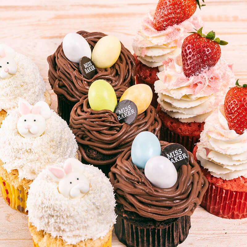 9 Cupcakes